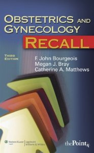 OBSTETRICS AND GYNAECOLOGY RECALL