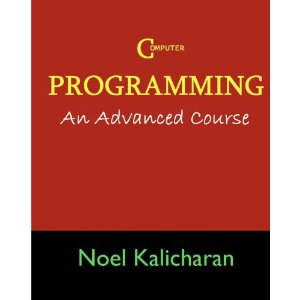 C PROGRAMMING : AN ADVANCED COURSE