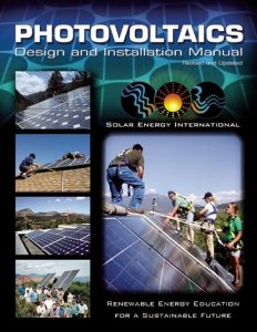 PHOTOVOLTAICS - DESIGN AND INSTALLATION MANUAL