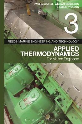 REEDS VOLUME 3 - APPLIED THERMODYNAMICS FOR MARINE ENGINEERS