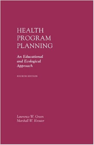 HEALTH PROMOTION PLANNING WORKBOOK