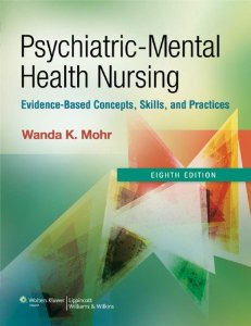 PSYCHIATRIC-MENTAL HEALTH NURSING:EVIDENCE-BASED CONCEPTS...