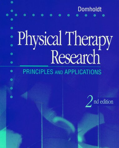 PHYSICAL THERAPY RESEARCH