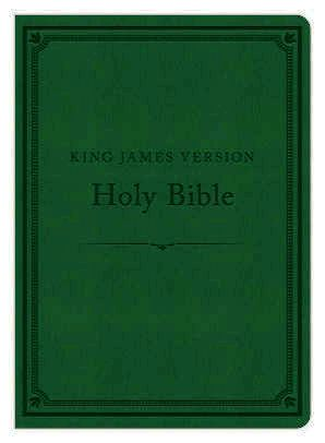 KJV COMPACT GIFT AND AWARD BIBLE REFERENCE EDITION