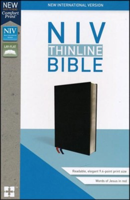 NIV THINLINE BIBLE