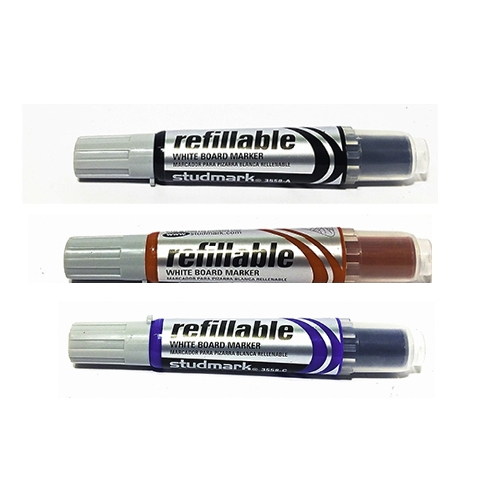 REFILLABLE WHITEBOARD MARKER