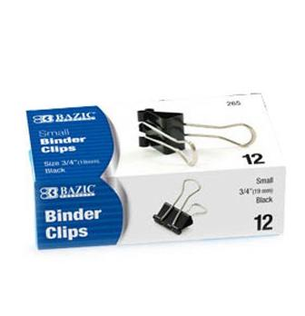 SMALL FOLD BACK CLIPS