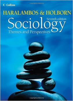 SOCIOLOGY : THEMES & PERSPECTIVES