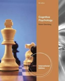 COGNITION (PREVIOUSLY COGNITIVE PSYCHOLOGY)