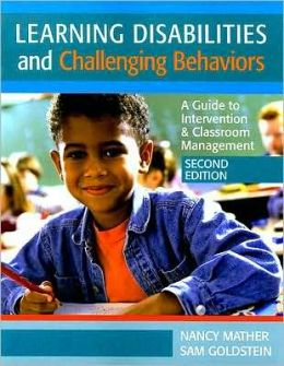 LEARNING DISABILITIES AND CHALLENGING BEHAVIOUR...