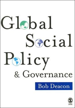 GLOBAL SOCIAL POLICY AND GOVERNANCE