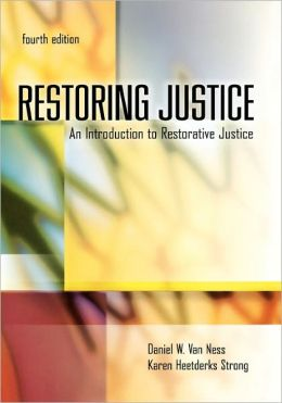 RESTORING JUSTICE : AN INTRODUCTION...