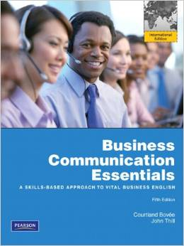 BUSINESS COMMUNICATION ESSENTIALS AND PEAK PERFORMANCE...