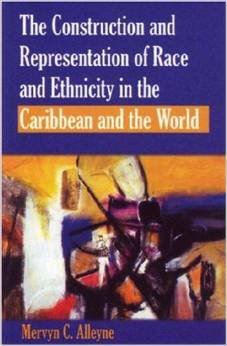 THE CONSTRUCTION AND REPRESENTATION OF RACE AND ETHNICITY