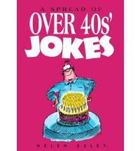 A SPREAD OF OVER 40'S JOKES