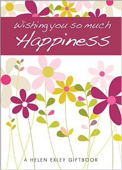 GLITTER: WISHING YOU HAPPINESS GIFTBOOK
