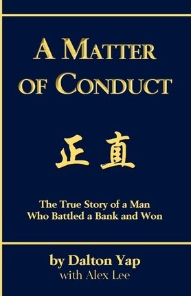 A MATTER OF CONDUCT