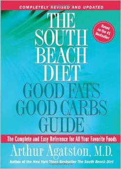 SOUTH BEACH DIET GOOD FATS & CARBS