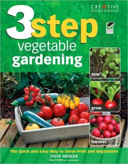 3 STEP VEGETABLE GARDENING