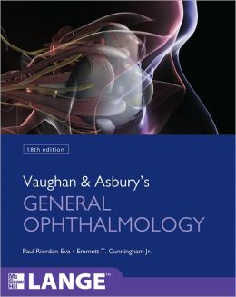 GENERAL OPTHALMOLOGY (VAUGHAN & ASHBURY)