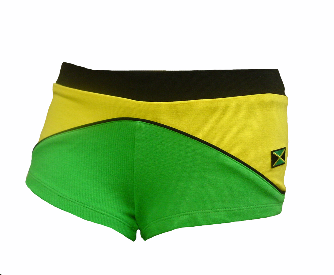 JUNIOR JAMAICA SHORT SHORTS