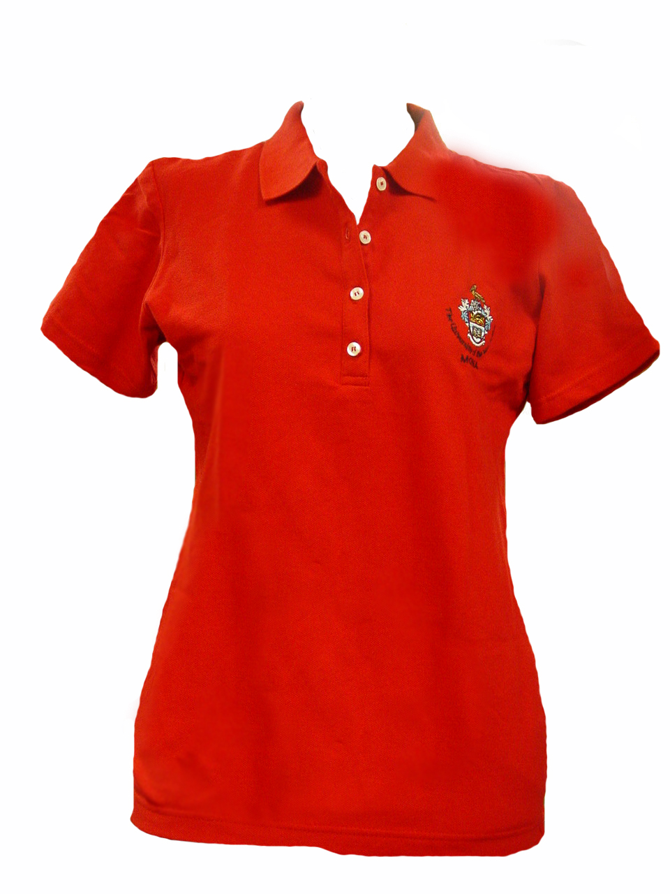UWI LADIES POLO T-SHIRTS