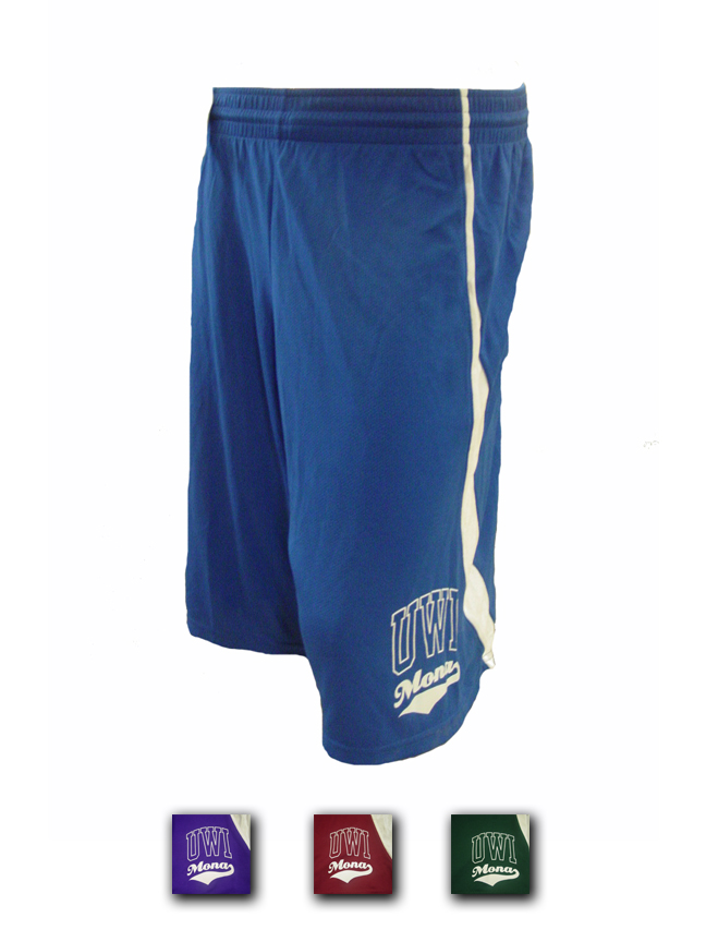 UWI HALF COURT SHORTS