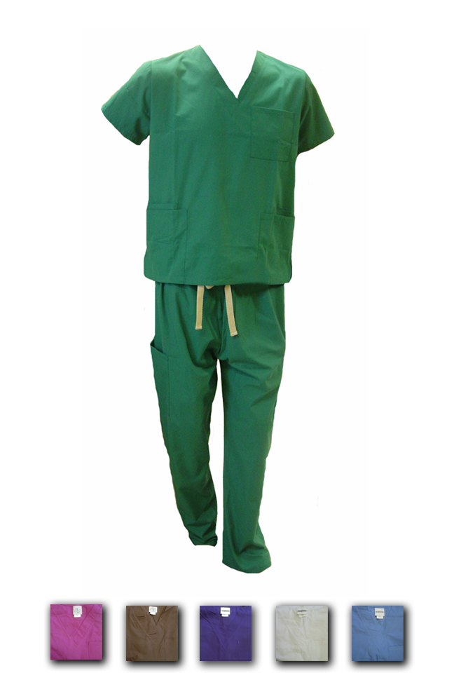 PRESTIGE MEDICAL SCRUB TOPS