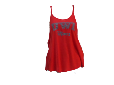 UWI WOMEN'S LUX TANK TOP