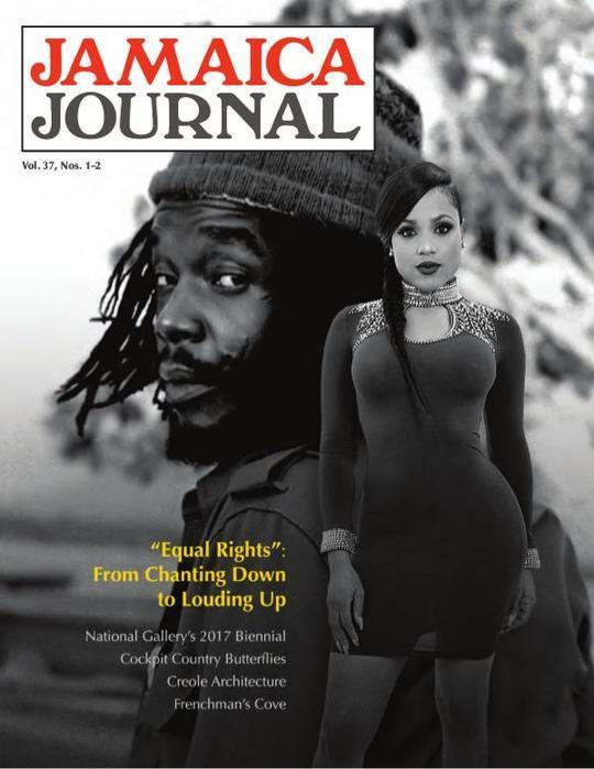 JAMAICA JOURNAL VOL 37 #1-2