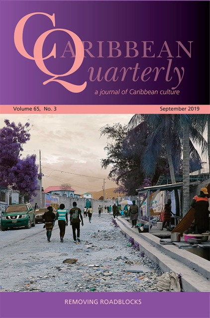 CARIBBEAN QUARTERLY VOL. 65 #3