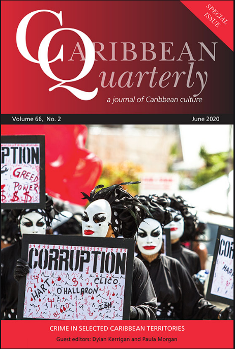 VOLUME 66 #2: CARIBBEAN QUARTERLY (JUNE 2020)