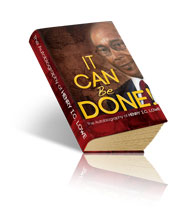 IT CAN BE DONE! THE AUTOBIOGRAPHY OF HENRY I.C. LOWE