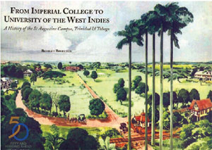 H/B FROM IMPERIAL COLLEGE TO UNIVERSITY OF THE WEST INDIES