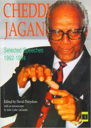 CHEDDI JAGAN: SELECTED SPEECHES 1992-1994