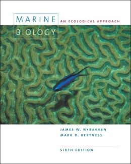 MARINE BIOLOGY : AN ECOLOGICAL APPROACH