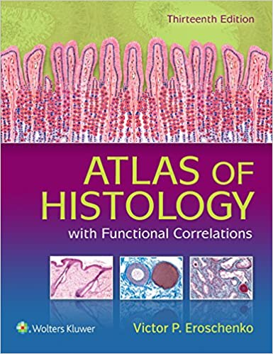(DIFIORE'S) ATLAS OF HISTOLOGY WITH FUNCTIONAL....