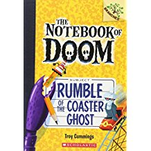 THE NOTEBOOK OF DOOM #9