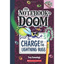 NOTEBOOK OF DOOM BOOK 8