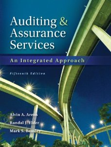 AUDITING & ASSURANCE SERVICES: AN INTEGRATED APPROACH