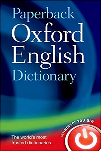 OXFORD PAPERBACK ENGLISH DICTIONARY