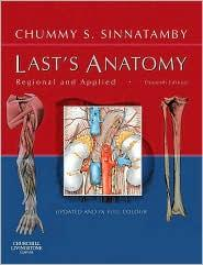 LASTS ANATOMY REGIONAL & APPLIED