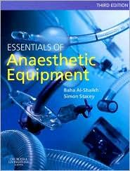 ESSENTIALS OF ANAESTHESIOLOGY
