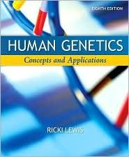 HUMAN GENETICS: CONCEPTS & APPLICATIONS