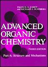 ADVANCED ORGANIC CHEMISTRY-PART A