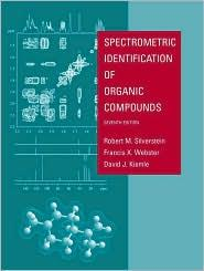 SPECTROMETRIC IDENTIFICATION OF ORGANIC COMP.