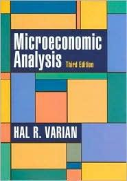 MICROECONOMICS ANALYSIS