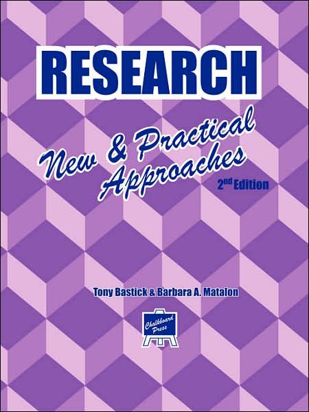 THE RESEARCH: NEW AND PRACTICAL APPROACHES