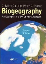 BIOGEOGRAPHY: AN ECOLOGICAL & EVOLUTIONARY APPROACH