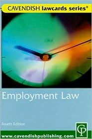 LAW CARDS: EMPLOYMENT LAW